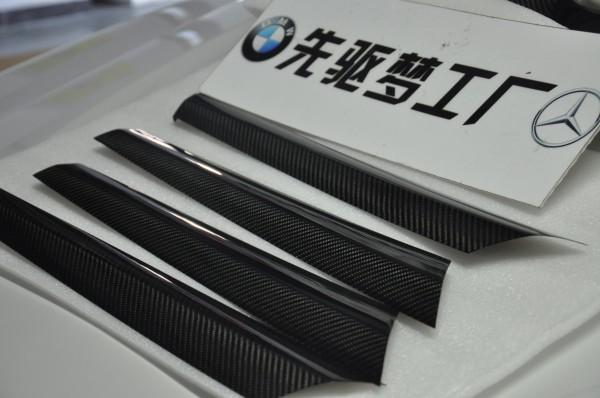 武汉宝马改装 宝马X3碳纤贴片
