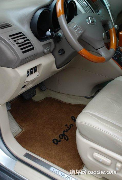 车内地毯的清洁办法