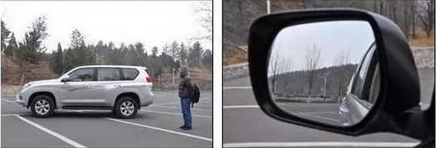 10元钱,教你轻松解决汽车后视盲区!