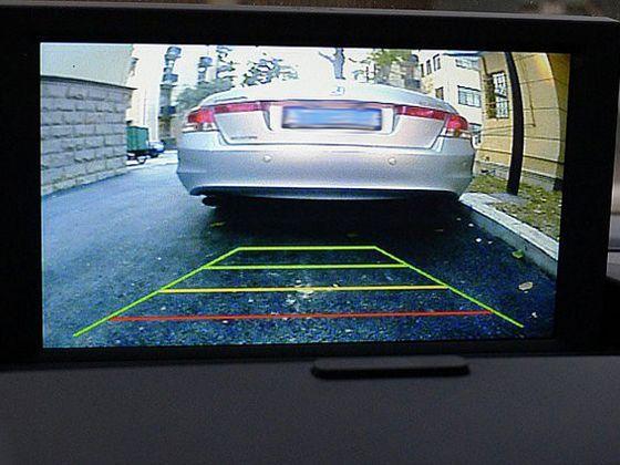 倒车视频影像原理与用途