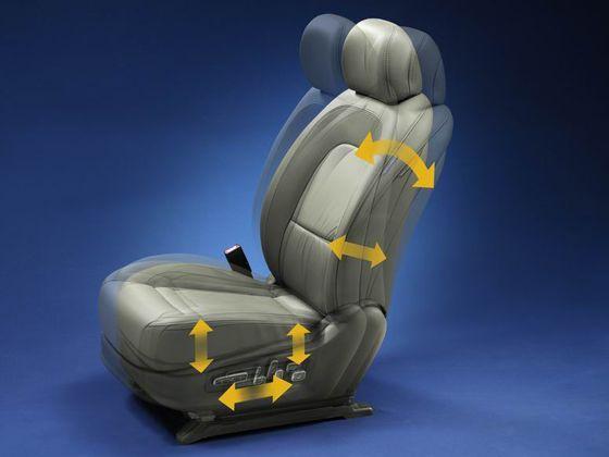 座椅电动调节