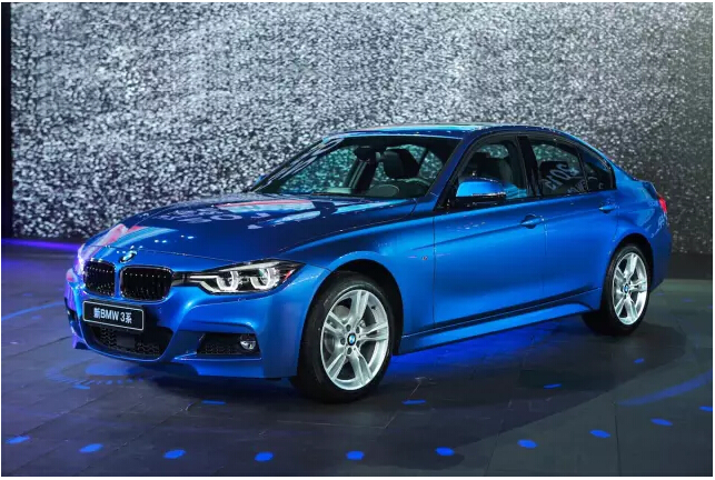 激情出发,忠于纯粹——新BMW 3系荣耀上市